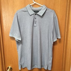 Nordstrom Men's Shop grey polo